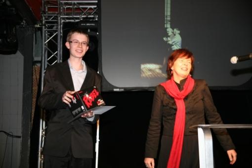 Szymon Stec and Alicja Pacewicz